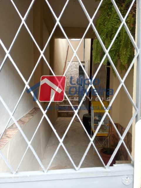 12-Entrada Lateral - Casa de Vila à venda Rua João Barbalho,Quintino Bocaiúva, Rio de Janeiro - R$ 390.000 - VPCV20065 - 14