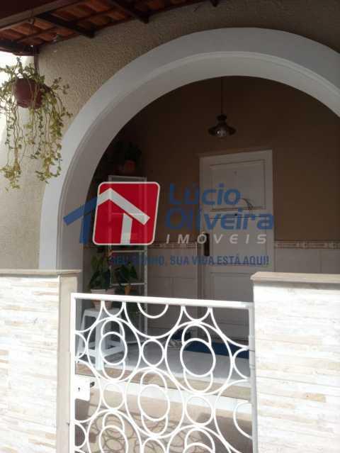 18-Frente da Casa .. - Casa de Vila à venda Rua João Barbalho,Quintino Bocaiúva, Rio de Janeiro - R$ 390.000 - VPCV20065 - 21