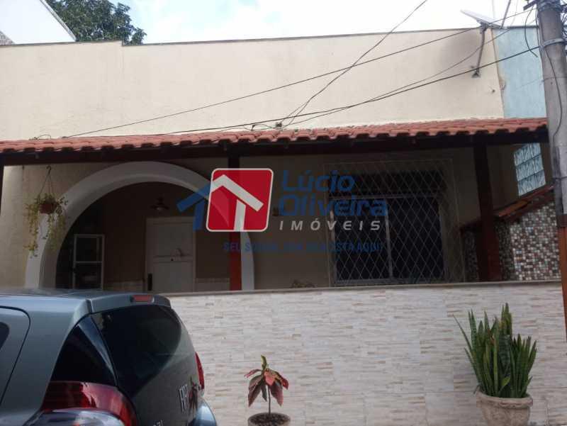 19-Frente da Casa ... - Casa de Vila à venda Rua João Barbalho,Quintino Bocaiúva, Rio de Janeiro - R$ 390.000 - VPCV20065 - 22