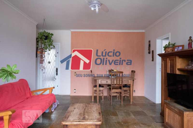 1-Sala jantar - Apartamento à venda Rua Marechal Jofre,Grajaú, Rio de Janeiro - R$ 455.000 - VPAP30400 - 1