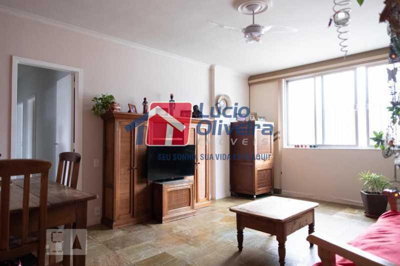 3-Sala ambiente - Apartamento à venda Rua Marechal Jofre,Grajaú, Rio de Janeiro - R$ 455.000 - VPAP30400 - 4