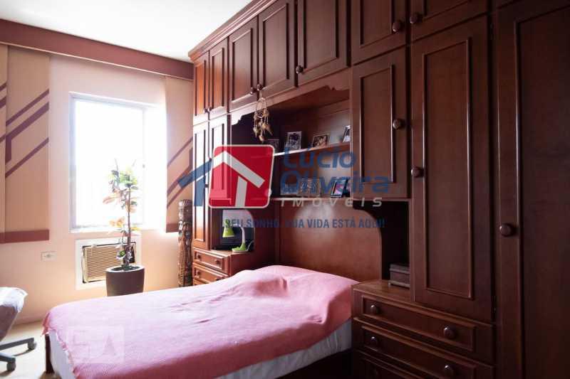5-Quarto Casal - Apartamento à venda Rua Marechal Jofre,Grajaú, Rio de Janeiro - R$ 455.000 - VPAP30400 - 6