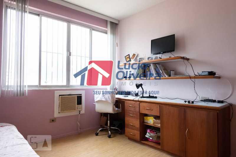 8-Quarto solteiro - Apartamento à venda Rua Marechal Jofre,Grajaú, Rio de Janeiro - R$ 455.000 - VPAP30400 - 9