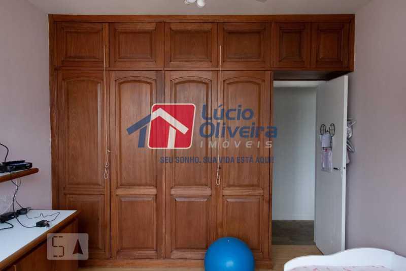 9-Quarto solteiro 2 - Apartamento à venda Rua Marechal Jofre,Grajaú, Rio de Janeiro - R$ 455.000 - VPAP30400 - 10