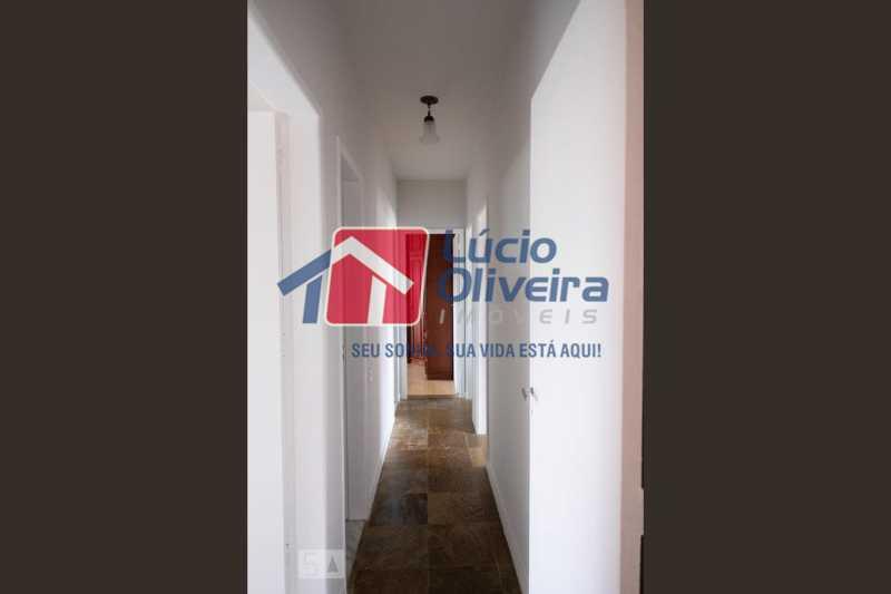 10-Circulação - Apartamento à venda Rua Marechal Jofre,Grajaú, Rio de Janeiro - R$ 455.000 - VPAP30400 - 11
