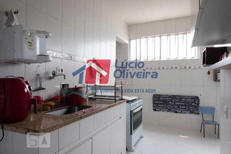 13-Cozinha ampla - Apartamento à venda Rua Marechal Jofre,Grajaú, Rio de Janeiro - R$ 455.000 - VPAP30400 - 14