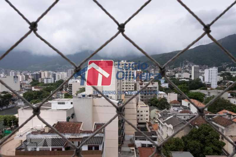 18-Vista panoramica - Apartamento à venda Rua Marechal Jofre,Grajaú, Rio de Janeiro - R$ 455.000 - VPAP30400 - 19