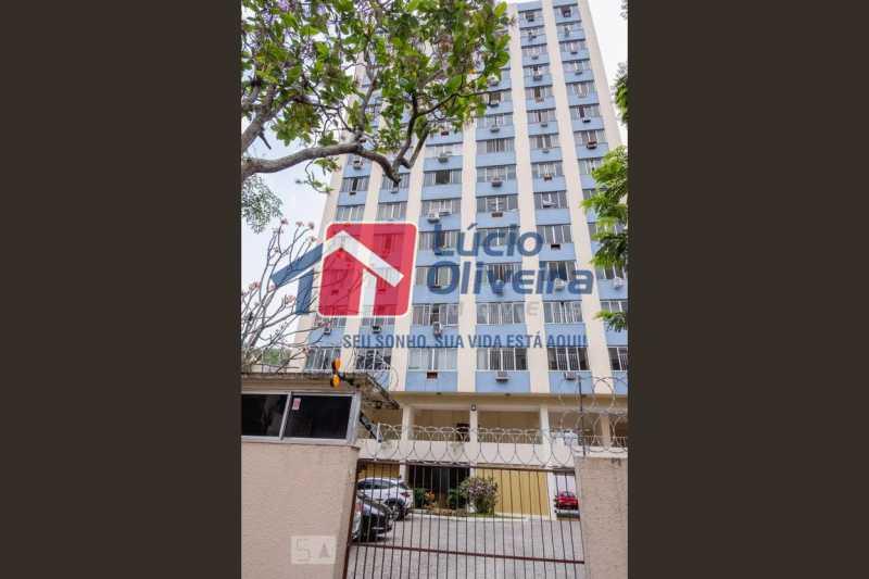 19-Prédio vista - Apartamento à venda Rua Marechal Jofre,Grajaú, Rio de Janeiro - R$ 455.000 - VPAP30400 - 20
