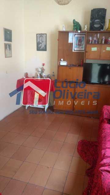 1-sala - Casa de Vila à venda Rua Tomás Lópes,Penha Circular, Rio de Janeiro - R$ 245.000 - VPCV20066 - 1