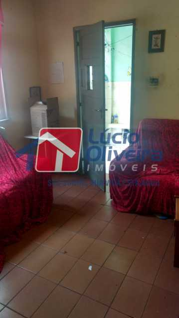2-sala - Casa de Vila à venda Rua Tomás Lópes,Penha Circular, Rio de Janeiro - R$ 245.000 - VPCV20066 - 3