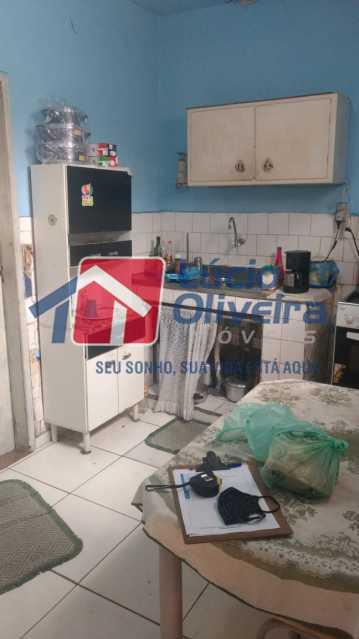 13-cozinha - Casa de Vila à venda Rua Tomás Lópes,Penha Circular, Rio de Janeiro - R$ 245.000 - VPCV20066 - 8
