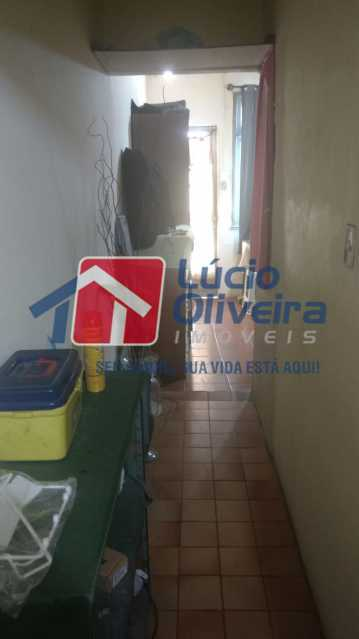 19-corredor - Casa de Vila à venda Rua Tomás Lópes,Penha Circular, Rio de Janeiro - R$ 245.000 - VPCV20066 - 13
