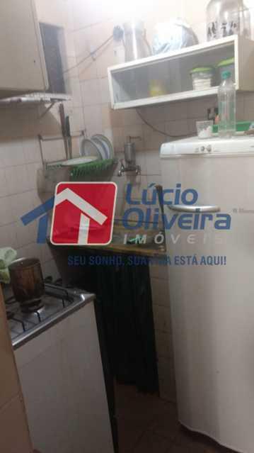 14-cozinha - Casa de Vila à venda Rua Tomás Lópes,Penha Circular, Rio de Janeiro - R$ 245.000 - VPCV20066 - 15