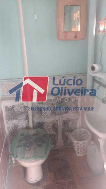 10-banheiro - Casa de Vila à venda Rua Tomás Lópes,Penha Circular, Rio de Janeiro - R$ 245.000 - VPCV20066 - 18