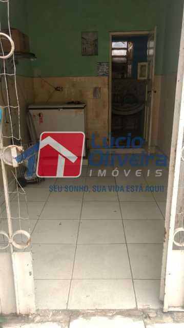 16-entrada - Casa de Vila à venda Rua Tomás Lópes,Penha Circular, Rio de Janeiro - R$ 245.000 - VPCV20066 - 21