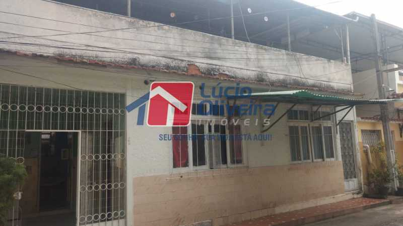 17-frente casa - Casa de Vila à venda Rua Tomás Lópes,Penha Circular, Rio de Janeiro - R$ 245.000 - VPCV20066 - 22