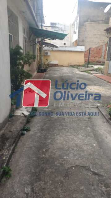 22-area externa - Casa de Vila à venda Rua Tomás Lópes,Penha Circular, Rio de Janeiro - R$ 245.000 - VPCV20066 - 23