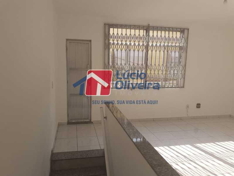 4 sala - Casa de Vila à venda Avenida Ernani Cardoso,Cascadura, Rio de Janeiro - R$ 380.000 - VPCV20067 - 6