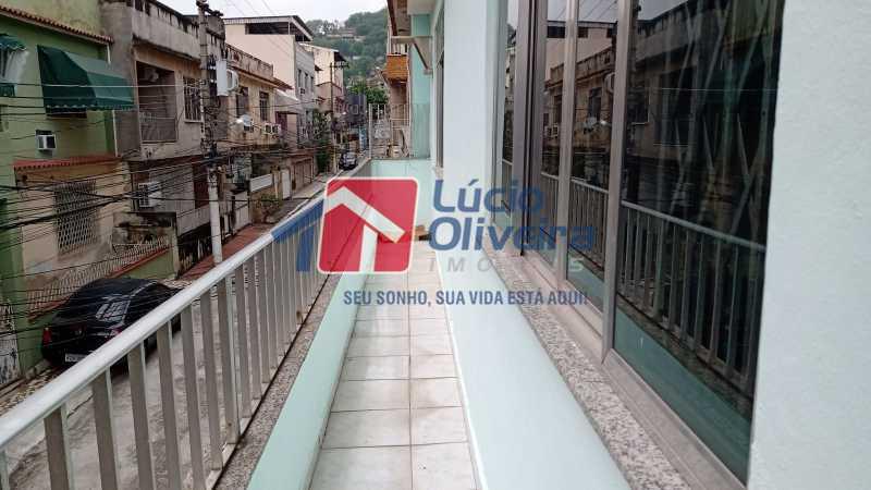 6.1 Varanda - Casa de Vila à venda Avenida Ernani Cardoso,Cascadura, Rio de Janeiro - R$ 380.000 - VPCV20067 - 8