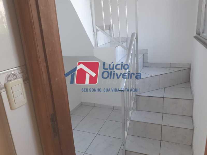 area - Casa de Vila à venda Avenida Ernani Cardoso,Cascadura, Rio de Janeiro - R$ 380.000 - VPCV20067 - 16