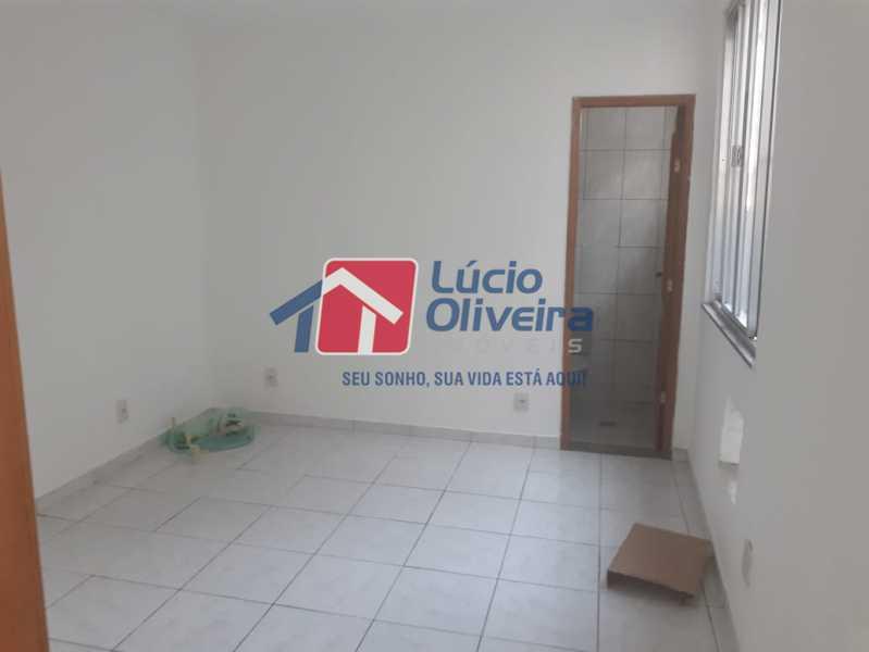quarto suite 2 - Casa de Vila à venda Avenida Ernani Cardoso,Cascadura, Rio de Janeiro - R$ 380.000 - VPCV20067 - 14