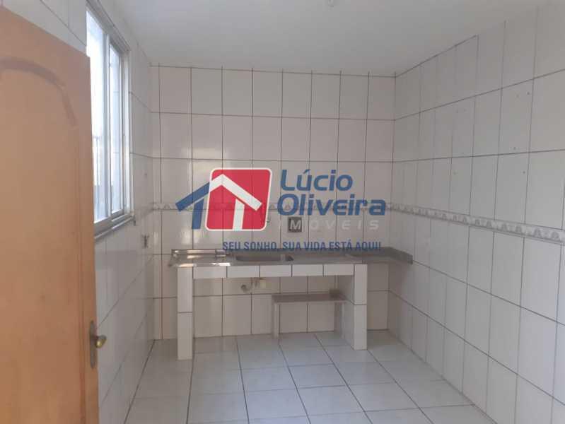 cozinha - Casa de Vila à venda Avenida Ernani Cardoso,Cascadura, Rio de Janeiro - R$ 380.000 - VPCV20067 - 15