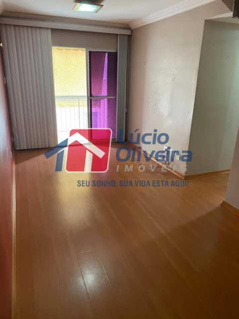 01- Sala - Cobertura à venda Rua Marquês de Jacarepaguá,Taquara, Rio de Janeiro - R$ 433.540 - VPCO30031 - 1