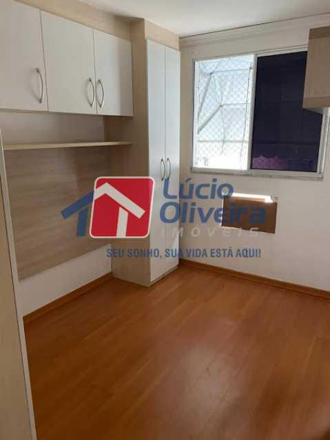 02- Quarto - Cobertura à venda Rua Marquês de Jacarepaguá,Taquara, Rio de Janeiro - R$ 433.540 - VPCO30031 - 3