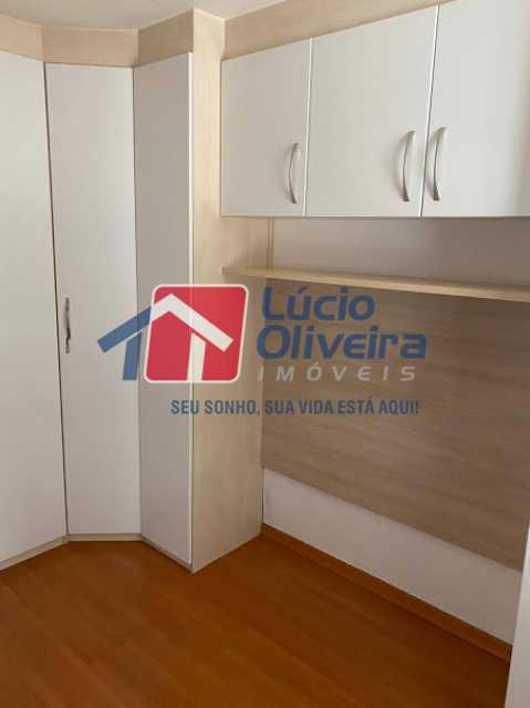04- Quarto - Cobertura à venda Rua Marquês de Jacarepaguá,Taquara, Rio de Janeiro - R$ 433.540 - VPCO30031 - 5