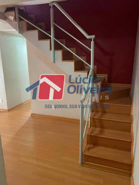 06- Escada 2ar - Cobertura à venda Rua Marquês de Jacarepaguá,Taquara, Rio de Janeiro - R$ 433.540 - VPCO30031 - 7