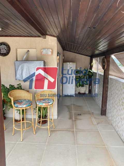 11- Area Goumert - Cobertura à venda Rua Marquês de Jacarepaguá,Taquara, Rio de Janeiro - R$ 433.540 - VPCO30031 - 12