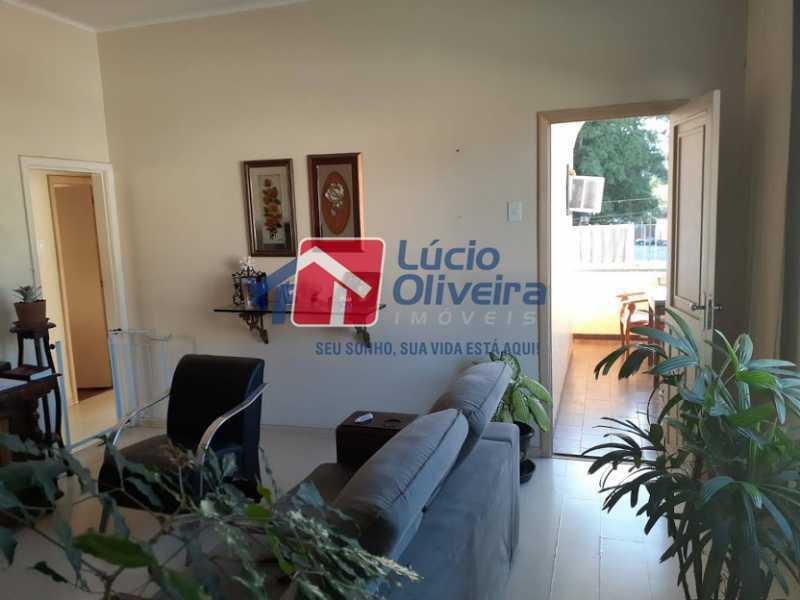 01- Sala - Apartamento à venda Rua Hugo Bezerra,Engenho de Dentro, Rio de Janeiro - R$ 380.000 - VPAP21590 - 1