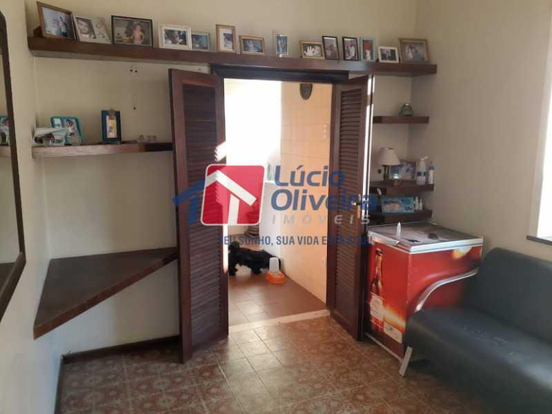 03- Sala - Apartamento à venda Rua Hugo Bezerra,Engenho de Dentro, Rio de Janeiro - R$ 380.000 - VPAP21590 - 4