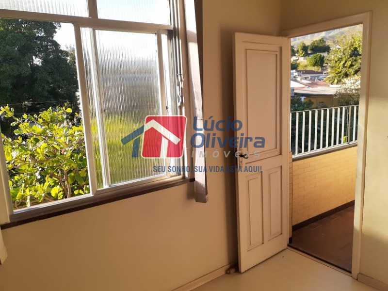 04- Sala - Apartamento à venda Rua Hugo Bezerra,Engenho de Dentro, Rio de Janeiro - R$ 380.000 - VPAP21590 - 5