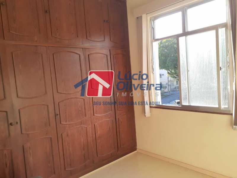 05- Quarto S. - Apartamento à venda Rua Hugo Bezerra,Engenho de Dentro, Rio de Janeiro - R$ 380.000 - VPAP21590 - 6