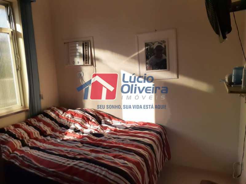 06- Quarto C. - Apartamento à venda Rua Hugo Bezerra,Engenho de Dentro, Rio de Janeiro - R$ 380.000 - VPAP21590 - 7