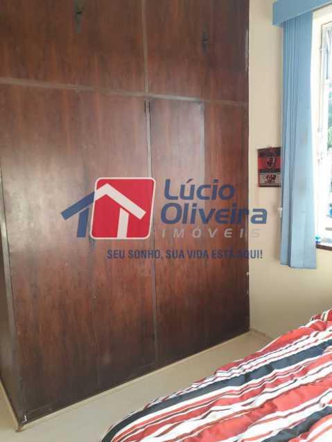07- Quarto C. - Apartamento à venda Rua Hugo Bezerra,Engenho de Dentro, Rio de Janeiro - R$ 380.000 - VPAP21590 - 8