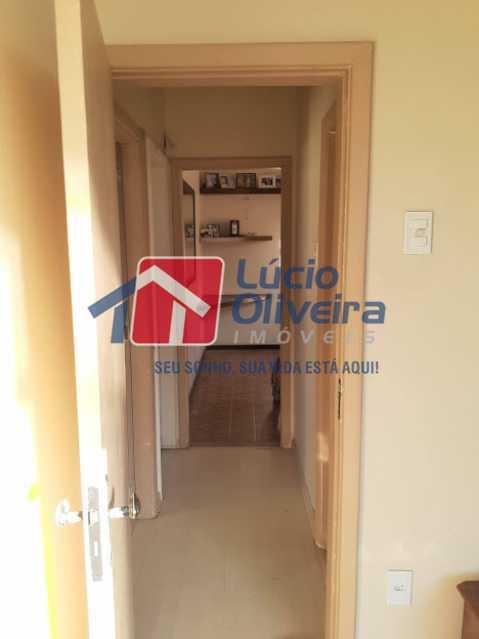 08- Circulação - Apartamento à venda Rua Hugo Bezerra,Engenho de Dentro, Rio de Janeiro - R$ 380.000 - VPAP21590 - 9