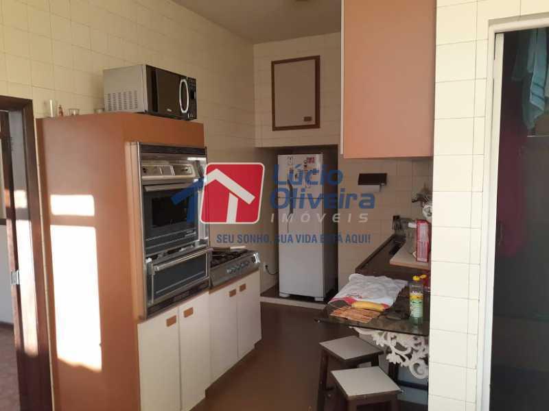09- Cozinha - Apartamento à venda Rua Hugo Bezerra,Engenho de Dentro, Rio de Janeiro - R$ 380.000 - VPAP21590 - 10