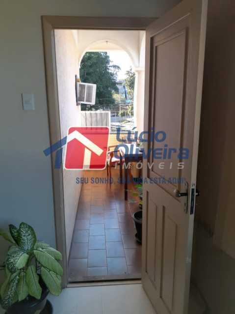 11- Varanda - Apartamento à venda Rua Hugo Bezerra,Engenho de Dentro, Rio de Janeiro - R$ 380.000 - VPAP21590 - 12