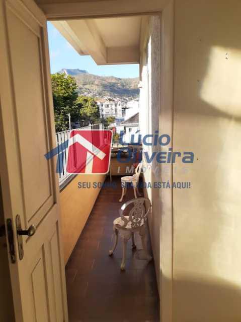 12- Varanda - Apartamento à venda Rua Hugo Bezerra,Engenho de Dentro, Rio de Janeiro - R$ 380.000 - VPAP21590 - 13