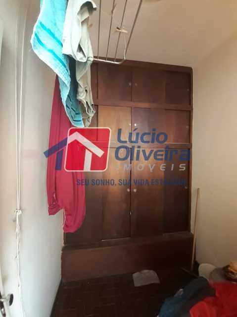 14- Dependencia - Apartamento à venda Rua Hugo Bezerra,Engenho de Dentro, Rio de Janeiro - R$ 380.000 - VPAP21590 - 15