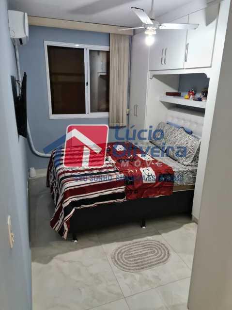 5-quarto - Apartamento à venda Rua Cachambi,Cachambi, Rio de Janeiro - R$ 685.000 - VPAP21593 - 6