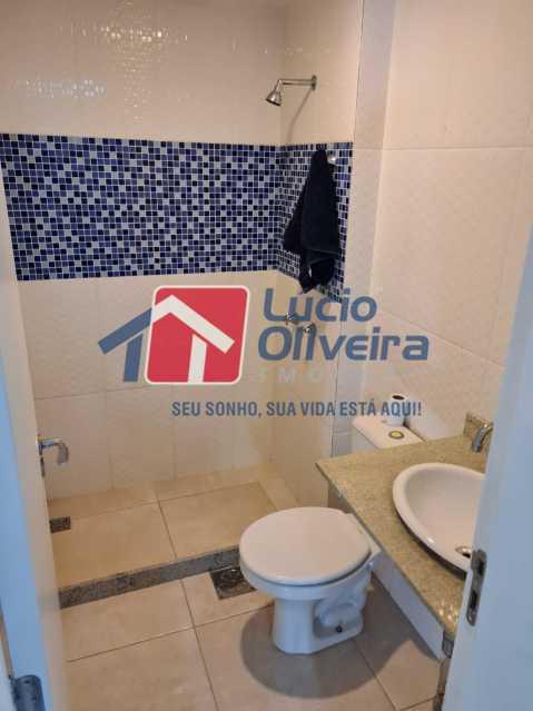 6-bh - Apartamento à venda Rua Cachambi,Cachambi, Rio de Janeiro - R$ 685.000 - VPAP21593 - 7