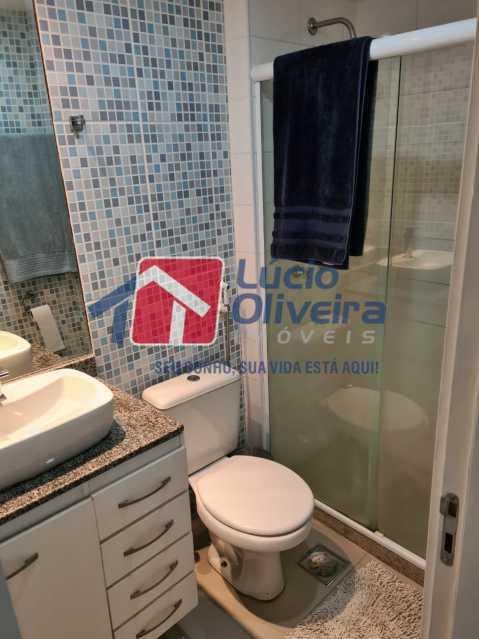 7-bh - Apartamento à venda Rua Cachambi,Cachambi, Rio de Janeiro - R$ 685.000 - VPAP21593 - 8