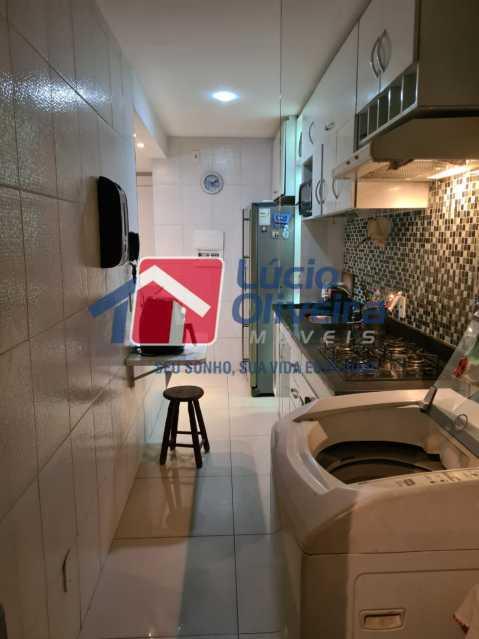 10-cozinha - Apartamento à venda Rua Cachambi,Cachambi, Rio de Janeiro - R$ 685.000 - VPAP21593 - 11