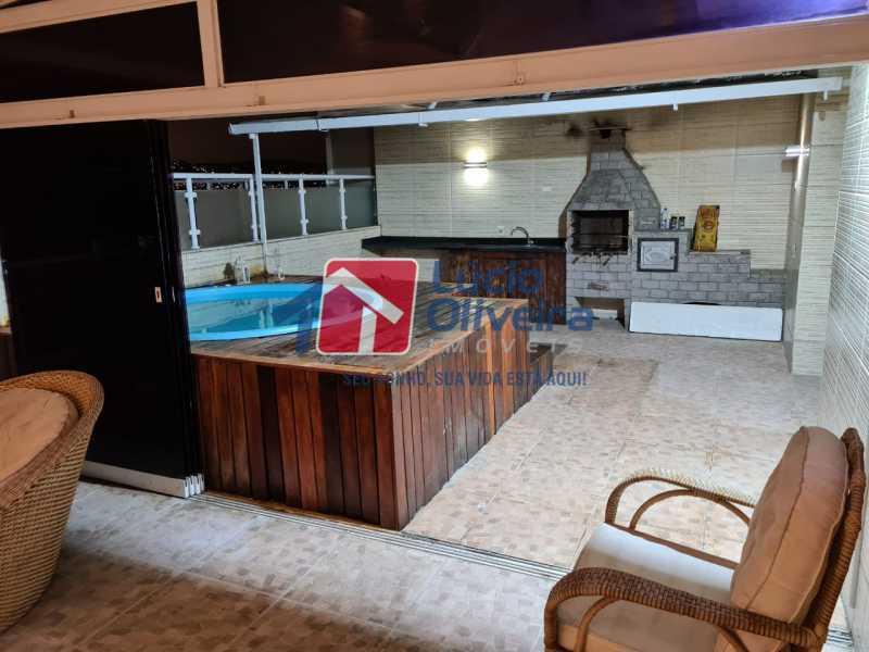 15 - Apartamento à venda Rua Cachambi,Cachambi, Rio de Janeiro - R$ 685.000 - VPAP21593 - 16
