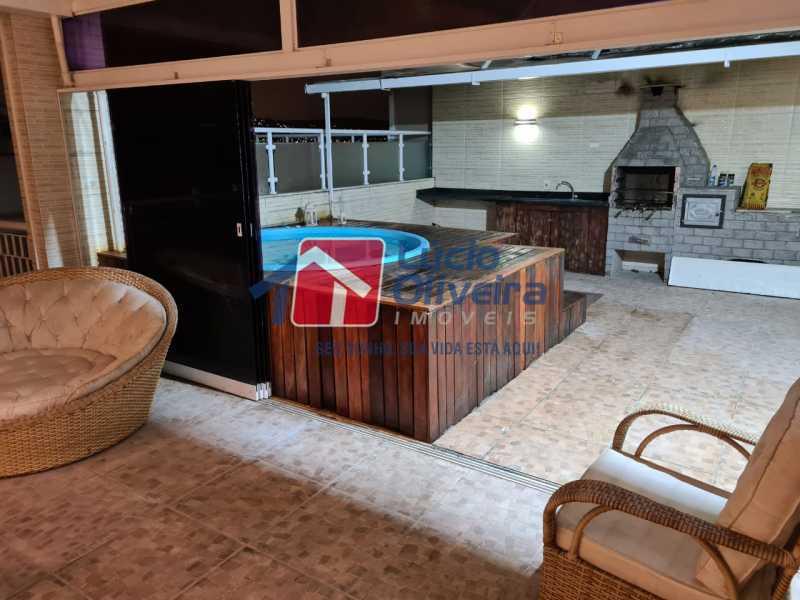 16 - Apartamento à venda Rua Cachambi,Cachambi, Rio de Janeiro - R$ 685.000 - VPAP21593 - 17