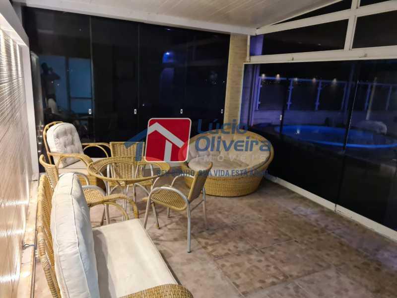 20 - Apartamento à venda Rua Cachambi,Cachambi, Rio de Janeiro - R$ 685.000 - VPAP21593 - 21