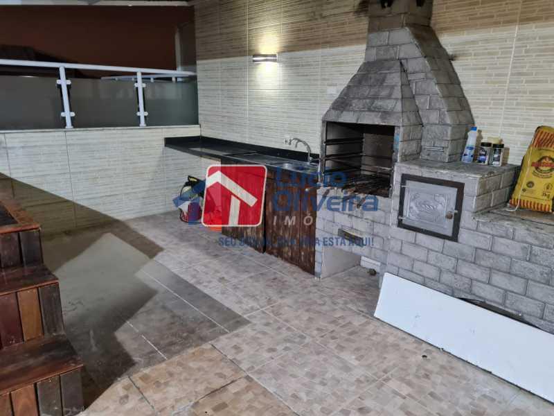21 - Apartamento à venda Rua Cachambi,Cachambi, Rio de Janeiro - R$ 685.000 - VPAP21593 - 22